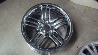 BMW 745 750 7 SERIES 2002 2008 Wheel Rim Factory OEM 59397 B7 15 SPOKE