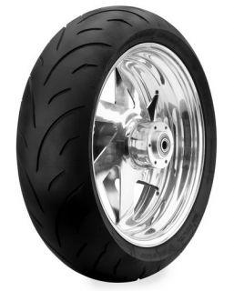 Dunlop Qualifier 190 50ZR17 Rear Motorcycle Tire