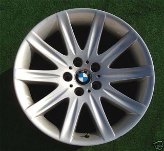 Perfect Genuine OEM BMW 19 inch 760i 760Li 750i 750Li 745i REAR WHEEL