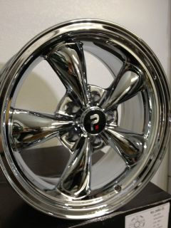 Mustang Bullet Factory OE Wheels Rims 17x8 17 x 9 Staggered