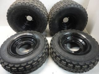 2005 Yamaha 200 Blaster Wheels Tires Rims