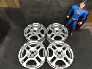 Saturn Ion 02 03 04 Wheels Factory OEM Alloy Stock Rims 2003 2004 2005