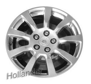08 09 Cadillac cts Wheel 18x8 1 2 Hypersilver Rim