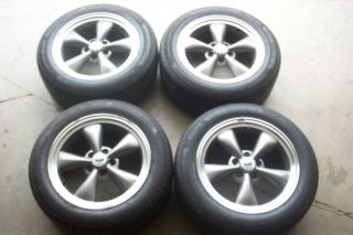 05 09 Ford Mustang 17 inch Factory Wheels Tires Bullitt Style