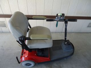 Rascal Mobility Scooter 3 Wheels