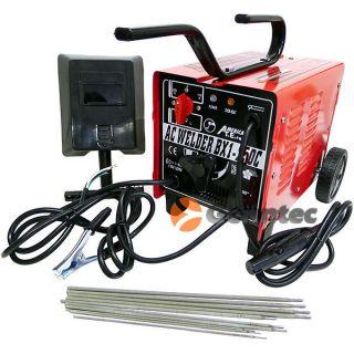 AMP Coil AC ARC Welder Welding 110/220 Volt Dual Mode New Machine Weld