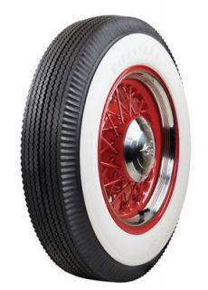 Firestone 600 16 Wide White Wall Tire Ford Chevy