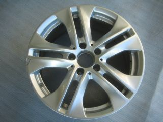 Sedan E350 E550 Alloy Wheel Rim Factory 2010 2011 A2124010902