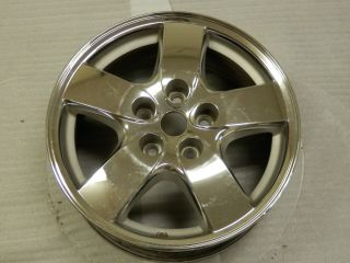 03 07 Dodge Caravan Chrome Wheel 2184