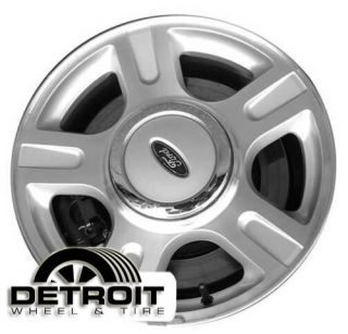 Ford Expedition F150 Factory Wheel Rim 3516 Chrome 2003 2006