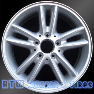 Mercedes C230 16 02 03 Factory Wheel Original Alloy Rim 65260