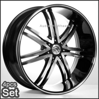 24inch Wheels Rims 300C Magnum Charger Challenger