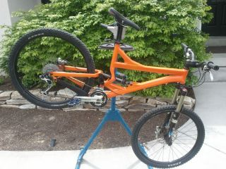 2007 Specialized Enduro Full Suspension Mountain Bike Large