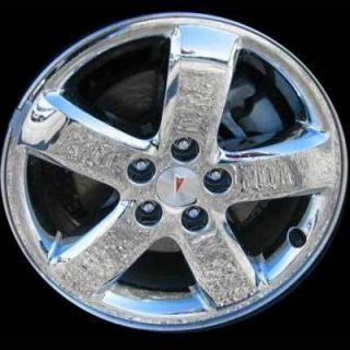 17 Pontiac G6 Chrome Wheel Rim Brand New 2005 06 07 08