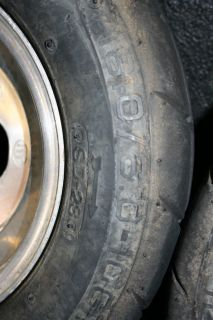 450R 450 R 400ex Amercian Racing Flat Track TT Front Wheels Rim Tires