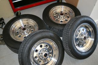 Weld Racing Rims with Tires