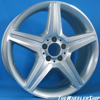 S550 S600 CL600 S400 2010 2011 19 x 8 5 AMG Factory Wheel Rim