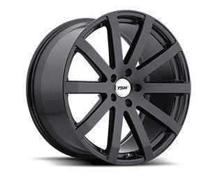 17 inch TSW Brooklands Wheels Honda Civic SI Accord CRX Element