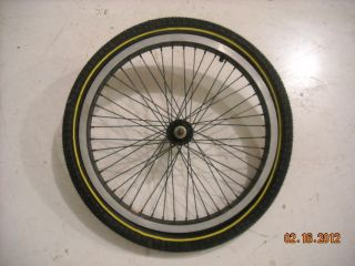 Mongoose Aluminum BMX Bicycle Rim Kenda Tire Bike Parts B243