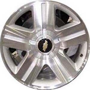 Chevy Avalanche Suburban Tahoe Silverado Wheel Rim 5291