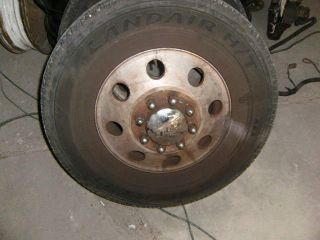 Eagle Alloy Aluminum Truck Dually Wheels Rims 16x6 8 Bolt 8x6 5
