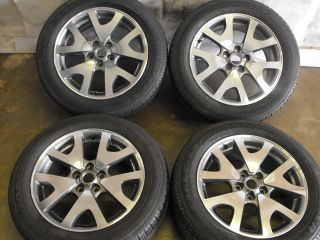 17 Pontiac Grand Prix Wheels with Tires 348B
