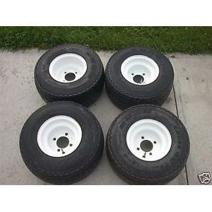 Used Golf Cart Tires and Rims Club Car EZ Go Yamaha