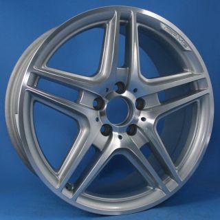 C350 C300 2008 2011 18 x 8 5 AMG Factory Rear Stock Wheel Rim