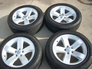 CHALLENGER WHEELS TIRES RIMS CHARGER MAGNUM CHRYSLER 300 MICHELIN 2359