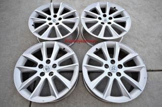 Factory Toyota Matrix 18 Wheels Rims s XRS Camry Venza Avalon Sienna