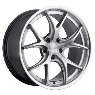 19 MRR GT8 Hyper Silver Wheels Rims Fit Lexus ES GS RX LS SC300 sc400