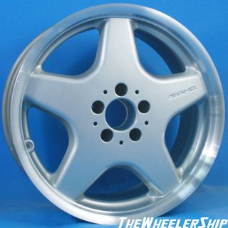SL500 1999 2001 18 x 8.5 Front AMG Factory OEM Stock Wheel Rim 65228