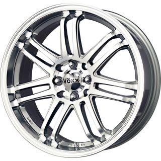 17 Voxx Legra Wheels Rims 5x4 5 5x100 5 Lug Honda Acura Lexus Mazda