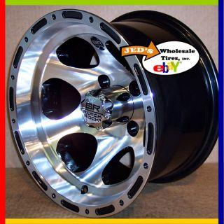 Aluminum Wheels Rims 4 Kawasaki Bayou 300 400 ATV