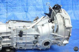 2005 Subaru Impreza WRX Turbo Factory 5 Speed Manual Transmission GDA