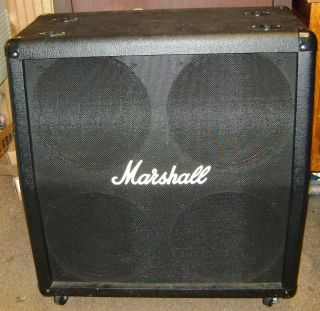 MG412A Guitar Bottom Speaker Cabinet on Wheels Great Condition DEAL