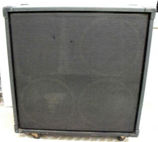 S412 III Guitar Speaker Cabinet 4x12 Cab with Wheels and Handle