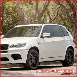 528 535 550 5 Series Avant Garde M310 Concave Black Wheels Rims