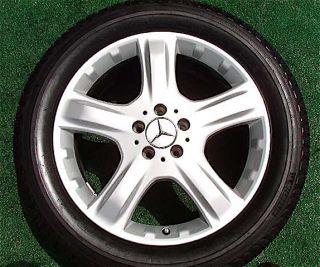 Mercedes Benz ML320 CDI 19 in Wheels New Tires