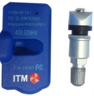 ITM Autoparts 08003 433MHz TPMS Tire Pressure Monitoring Sensor for