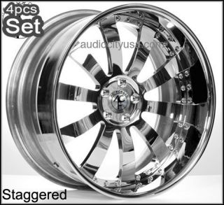22inch AC Forged Custom Build Wheels Rims 300C Magnum Charger