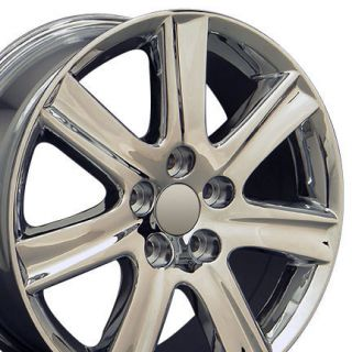 17 Chrome ES 350 WHEEL17X7 Rim Fits Lexus