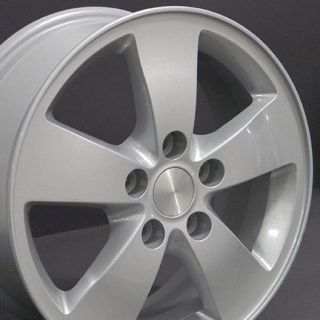 Silver Grand Prix Wheels Set of 4 Rims Fits Pontiac Grand Am