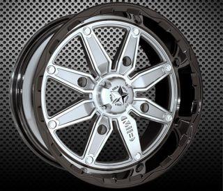 MSA Motosport Alloys 14 Pilot M18 ATV Aluminum Rim Wheel