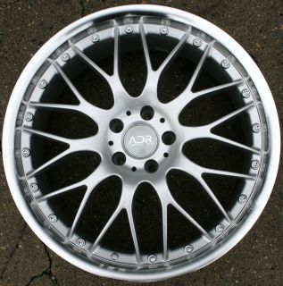 Adr M Classic 20 Silver Rims Wheels Challenger V8 Hemi 20 x 8 5 5H 20