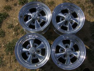 Rare Vintage CRAGAR SS Wheels 14x7 GM FORD DODGE CHEVY PONTIAC MAGS