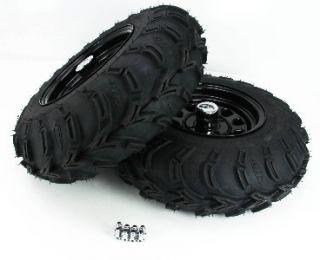 11 Honda TRX420FA Rancher at ITP Mud Lite at Rear Tire Wheel Kit 25x10