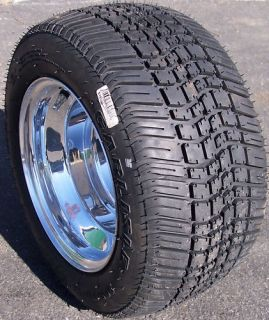 Carlisle Tour Max Golf Cart Tires Douglas Rims Wheels
