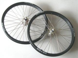 ACS Z Rims Wheelset Z Hubs 20 Old School BMX Araya Ukai Wheels