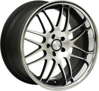 20 Concept One RS8 Rims Wheels CL Mustang G35 Lexus GS300 GS400 LS400